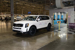 Kia Just Built A Very Important Telluride