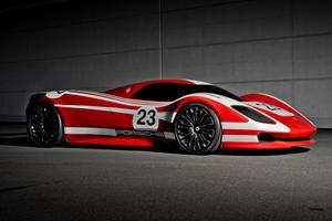 Porsche And Rimac Gunning For Aston Martin