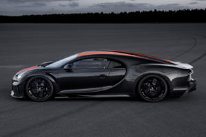 Bugatti Reveals Secrets For Chiron Super Sport 300+'s Success