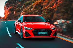 2020 Audi RS7 First Look Review: The New Hotness