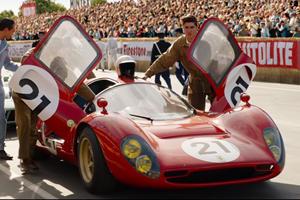 Ford V. Ferrari Looks Like The Ultimate Racing Film