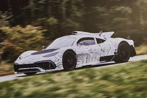 The Mercedes-AMG One Sounds Incredible