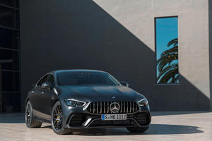 Mercedes-AMG GT 4-Door Set To Be Most Powerful AMG Ever