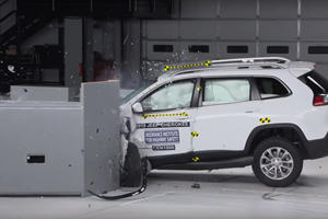 2019 Jeep Cherokee Is Officially Safe To Crash