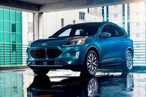 2020 Ford Escape First Drive Review: Trick Features And A New Look