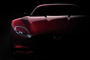 Mazda Has A Completely New Electric Vehicle Coming