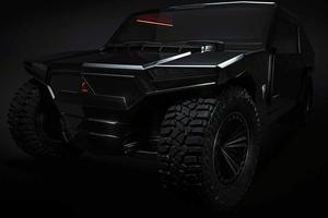 1,000-HP Ramsmobile RM-X2 Makes The Lamborghini Urus Look Like A Toy