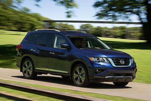 2020 Nissan Pathfinder Pricing Announced