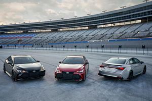 2020 Toyota Avalon TRD First Drive Review: Misplaced Aggression
