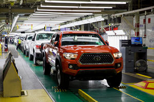 Toyota Won't Let Detroit Rule America's Truck Market