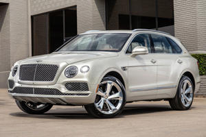 Bentley Bentayga Stetson Edition Is A Texas Masterpiece