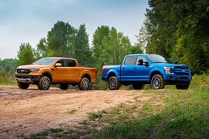 Ford Ranger And F-150 Receive Awesome Off-Road Enhancements
