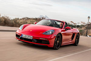 Porsche 718 Boxster And Cayman Fans Won't Be Happy About This Change