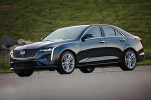 2020 Cadillac CT4 First Look Review: A New Beginning