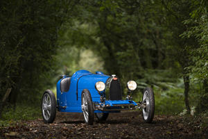 Even Bugatti's Toy Car Has Already Sold Out