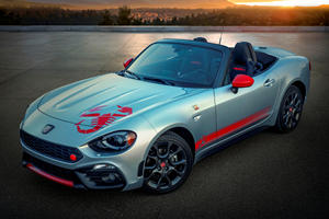 This Awesome New Graphics Package Probably Won't Save The Fiat 124 Abarth
