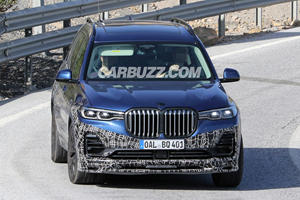 Could This Be A Sign Of A V12-Powered BMW X7?
