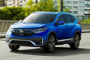 2020 Honda CR-V Hybrid Finally Arrives In America