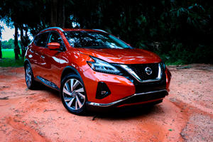 2019 Nissan Murano Test Drive Review: Stylish But Confused