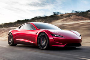 Tesla Roadster Will Claim Nurburgring Production Car Record