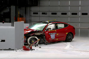 Tesla Model 3 Now Deemed Safe