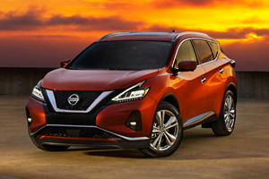 Nissan Announces Pricing For 2020 Murano