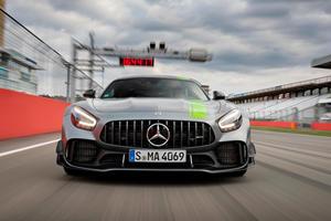 2021 Mercedes-AMG GT Receiving Major Power Upgrade