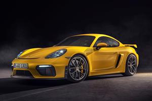 Porsche 718 Cayman GT4's Flat-Six Engine Has An Interesting Future