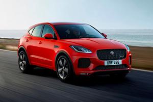 Limited-Edition Jaguar E-Pace Features Sporty Enhancements