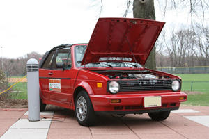 This High School Class Teaches Kids To EV-Swap Classic VWs