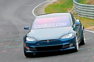 Tesla Leaves Nurburgring Without Official Lap Time