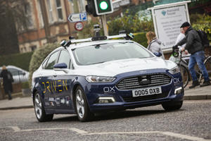 Self-Driving Software Spots 150 Cars Before You Spot One