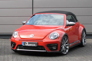 Volkswagen Beetle Gets A Massive Power Boost