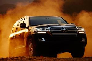 Toyota Land Cruiser Celebrates Major Milestone