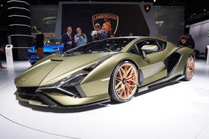 Lamborghini Aventador Successor Will Be Something Completely New