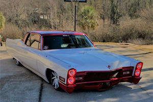 Custom Cadillac DeVille Reminds Us That Expensive Doesn't Always Mean Good