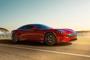 2020 Karma Revero GT Fake Engine Sound Inspiration Is Extremely Cool