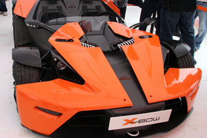 Track Day Icons: KTM X-Bow