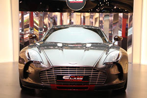 Aston Martin One-77 by Q