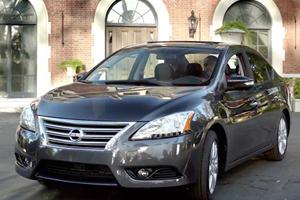 Nissan Hoists the Heisman Trophy