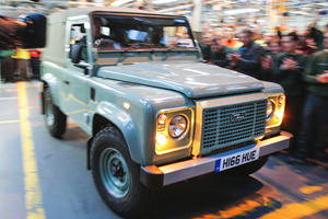 Don't Like The New Land Rover Defender? Here's The Alternative