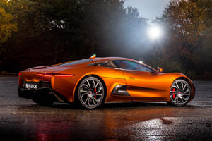 Jaguar F-Type Successor Just Became WAY More Interesting