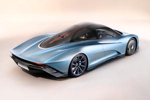 McLaren Speedtail Build Slot Selling For Silly Money