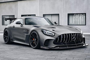 Mercedes-AMG GT Black Series Will Look Exactly Like This