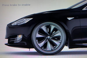 Awesome New Wheels For Tesla Model S Will Increase Range
