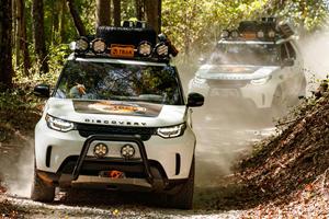 Land Rover Dealerships Set For An Off-Road Battle