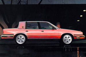 The Lamborghini-Badged Chrysler Sedan That Never Was