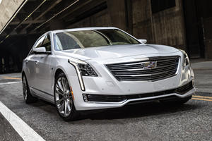 2019 Cadillac CT6 Gets A Massive Price Cut