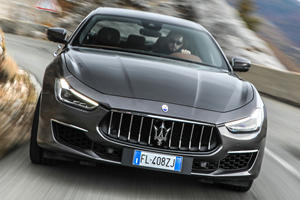 Maserati Marks A Major Milestone