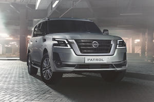 Why Didn't Nissan Give Us This Lovely New Patrol In The US?